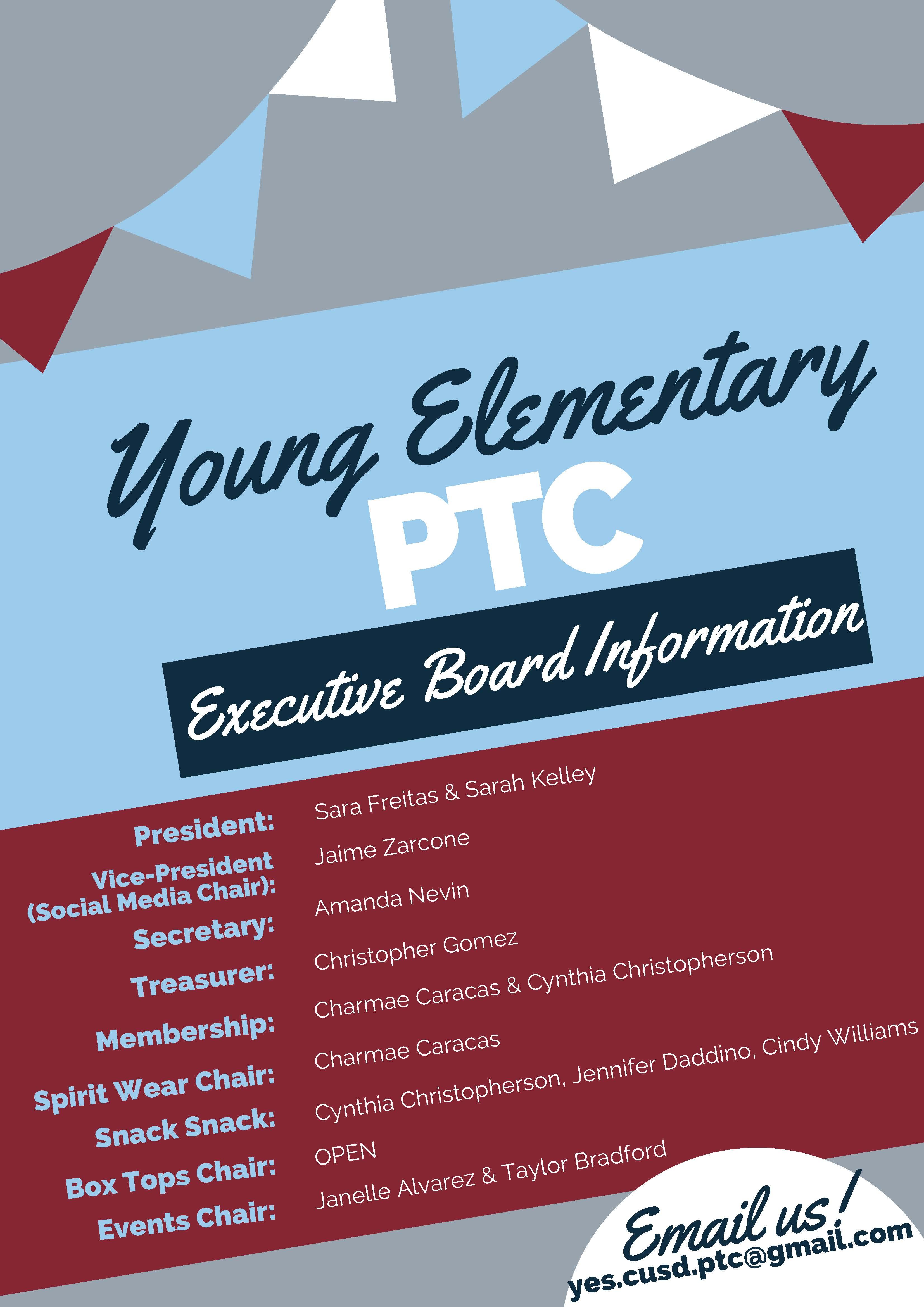 PTC Board Information 2021-22