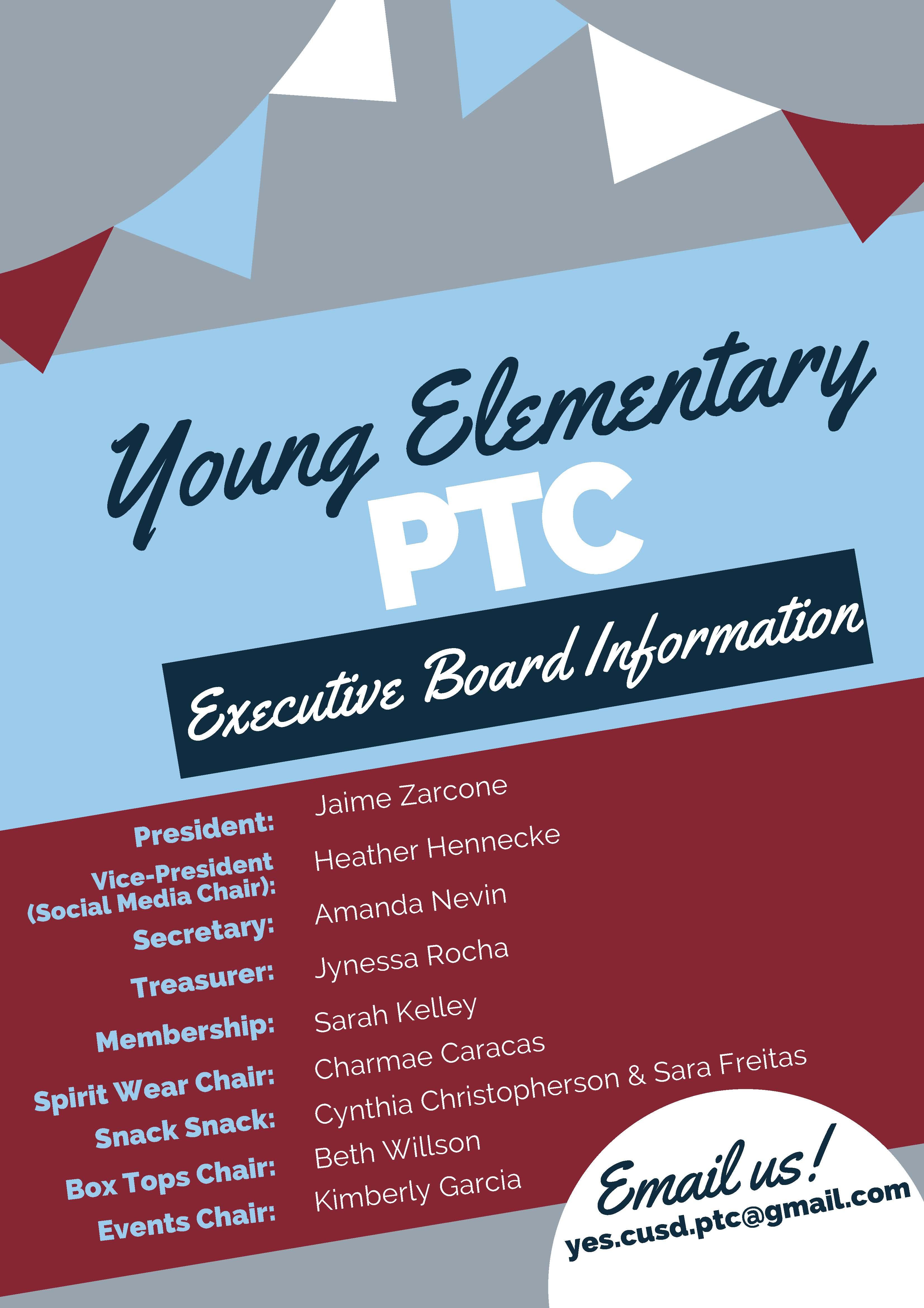 PTC Executive Board